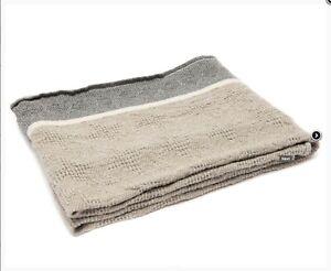LINEN BATH TOWELS, LINEN TOWELS, 100% LINEN, FLAX, NATURAL, ECO, 30 x 57In GIFT