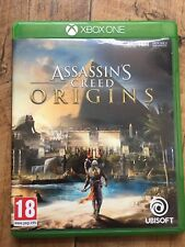 Assassin's Creed Origins EMPTY BOX Xbox One NO GAME replacement Case