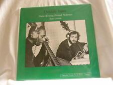 NIELS-HENNING ORSTED PEDERSEN & SAM JONES Double Bass Billy Higgins 180 gram LP
