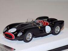 1/43 Tecnomodel Ferrari 250 Testa Rossa 1958 Black & Red Leather Lim. 2 T-MI24AB