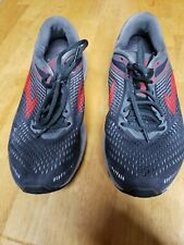 Brooks launch 5 mens 9.5 gray shoes