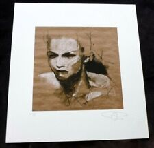 Guy Denning - Ponygirl SIGNED NUMBERED ED. LIMITED ART PRINT 1/5 A/P  & COA