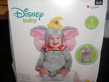 Disney Baby DUMBO Flying Elephant Halloween Costume 6 12 18 Months Infant NEW