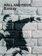 Wall and Piece by Banksy Paperback Book The Cheap Fast Free Post