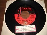 """Spinners """"One Of A Kind""""/ """"Don't Let Green Grass Fool You"""" SOUL 45 Atlantic VG++"""