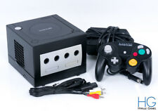 Nintendo Gamecube Black Console & Controller Retro Bundle! PAL