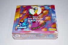 Panini japón & corea 02 WM 2002 - 1 display trading cards nuevo/Top