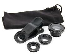 3 piezas de cámara lente adjuntos para Sony Xperia Z5 | Z5 Compacto | Z5 Premium