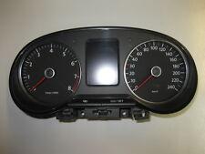 VW Polo 6R TFSI FSI FIS MFA Tacho Cluster Speedo Kombiinstrument 6R0920860D T187