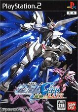 Used PS2   Gundam Seed Union VS Z.A.F.T SONY PLAYSTATION JAPAN IMPORT