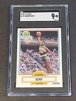 1990 Fleer #178 Shawn Kemp SGC 9 RC Rookie PSA 10 ?