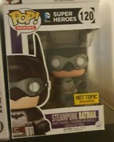 Steampunk Batman #120 Pop Vinyl Hot topic exclusive
