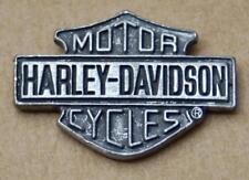 Harley Davidson Anstecknadel und Nikolaus