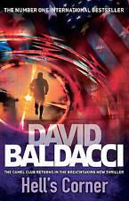 Hell's Corner by David Baldacci (Hardback) New Book