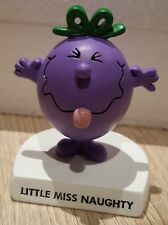 Mr Men & Little Miss Figurine by Pacemaker 2005 Collection - Miss Naughty *BNIB*