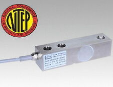 1500 LB SINGLE ENDED SHEAR BEAM LOAD CELL NTEP SCALE TRADE LEGAL w/FOOT & SPACER