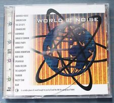 Q World of Noise 16 track CD feat Radiohead, Thunder, Blur, Almighty, Spearhead
