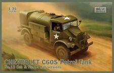 IBG Models 35036 Chevrolet C60S Petrol Tanker 1/35 Scale Military Model Kit