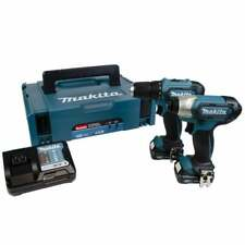 Makita CLX224AJ 10.8 V Twin Pack DP333D Perceuse & TD110D Visseuse