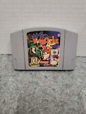Banjo-Kazooie (Nintendo 64, 1998) Authentic N64 Tested & Working