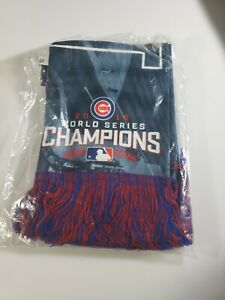 Chicago Cubs 2016 World Series Champions Kris Bryant  Player Scarf NEW MLB