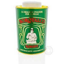 Borotalco Natural Talc/Talcum Body Powder Jar Tin Tub - 500g