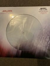 The Cure Seventeen Seconds . RSD. 2020. Vinyl Picture Disc. Sealed. Mint