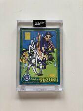 TOPPS PROJECT 2020 CARD #22 ICHIRO SUZUKI BY ERMSY W/ Box PR:1972 READY TO SHIP