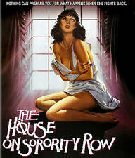 The House on Sorority Row (Blu-ray Disc, 2014, 2-Disc Set)