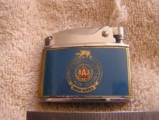 Vintage AAA Auto Club Balboa Advertising Lighter Japan