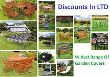 Garden Outdoor Waterproof Furniture Covers BBQ Chair Table Bench Patio Hammock