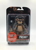 Funko Five Nights at Freddys FREDDY Collectable Articulated Action Figure NEW