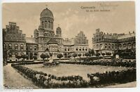 Czernowitz, Chernovitsi  Ukraine, Austria  Vintage  Postcard