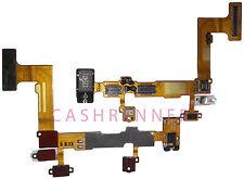 Auriculares con conector interruptor micro flex n EARPHONE audio switch LG Optimus l7 p700