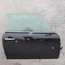 BMW MINI COOPER R55 R56 R57 R58 R59 PORTA ANTERIORE DESTRO / S ASTRO NERO