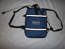Platypus 2 Liter 8 Cups 1/2 Gallon Hikers Cycling Kayaking Hydration Pack EUC