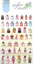 Daisyland Scrapbooking Sticker Sheet (Perfume Bottle)~ KAWAII!!