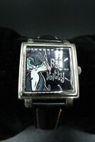 "Warner Bros Looney Toons Pussyfoot Kitty / ""Bad Kitty"" Wristwatch"
