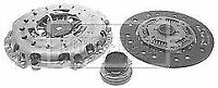 Borg & Beck HK2530 3 Piece Clutch Kit for BMW 525D 530D (E60) 2004-