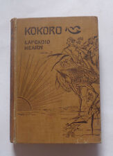 KOKORO: HINTS & ECHOES OF JAPANESE INNER LIFE / Japan / Asia / WW2 / Haru / 1905