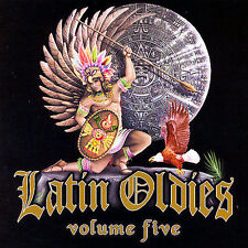 Latin Oldies Volume Five by Various Artists (CD, Feb...