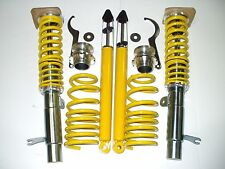 FORD FOCUS MK1 FK AK STREET COILOVER ADJUSTABLE SUSPENSION 98-05 DAW DBW DFW
