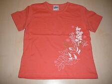 C & A hübsches T-Shirt Gr. 122 / 128 gelb mit Druckmotiv !