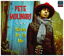 Pete Molinari - Walking Off The Map CD * PRODUCED BY BILLY CHILDISH*