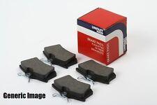 Unipart arrière GBP1908AF de plaquettes de frein set (X4) toyota auris, bb, iq, scion, yaris 2008 -
