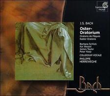 Johann Sebastian Bach: Oster-Oratorium (CD 1999, Harmonia Mundi)Collegium Vocale