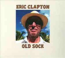 Eric Clapton Old Sock CD 2013 Like NEW! Condition