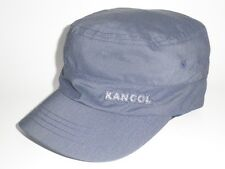 NEW Kangol DESTROYER Military Hat Navy S/M ($37) Cap Flexfit Army AUTHENTIC LL