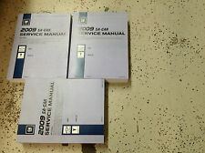 2009 GM Chevy AVEO Pontiac Wave G3 G 3 Service Shop Repair Manual SET NEW OEM