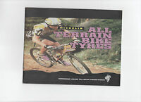 CYCLE BROCHURE / CATALOGUE MICHELIN ALL TERRAIN BIKE TYRES - MOUNTAIN BIKE